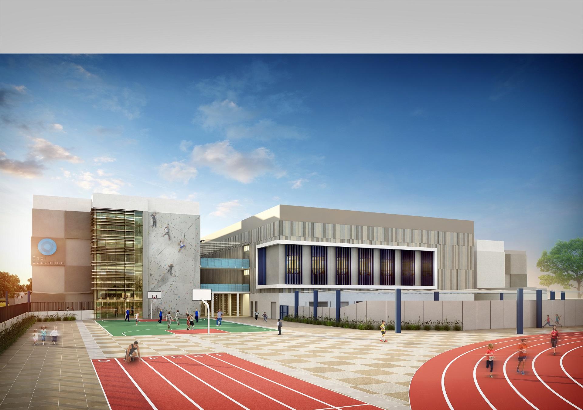 ESOL Education Sport Facilities