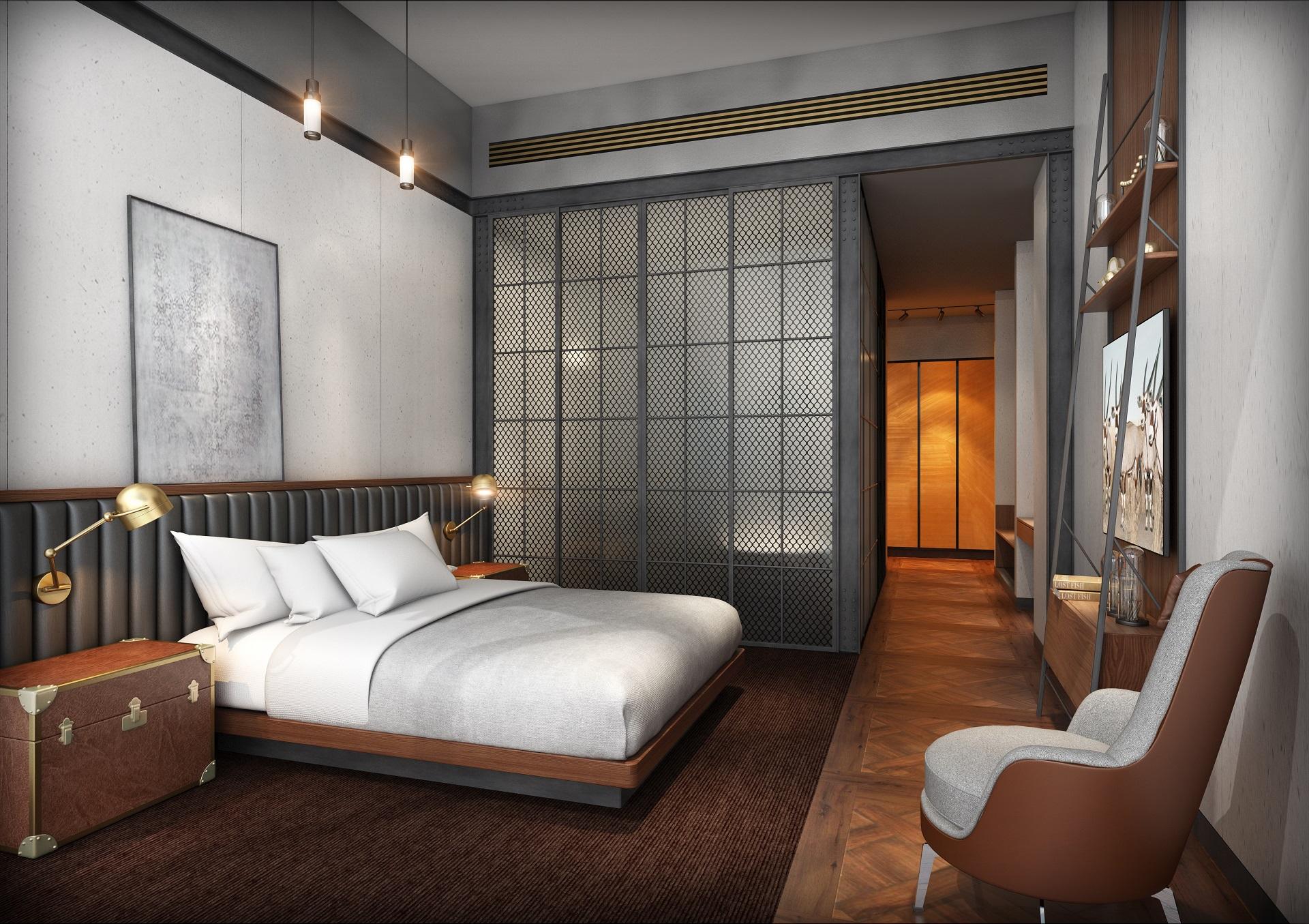 Exec Suite 2 Bedroom - Bedroom View