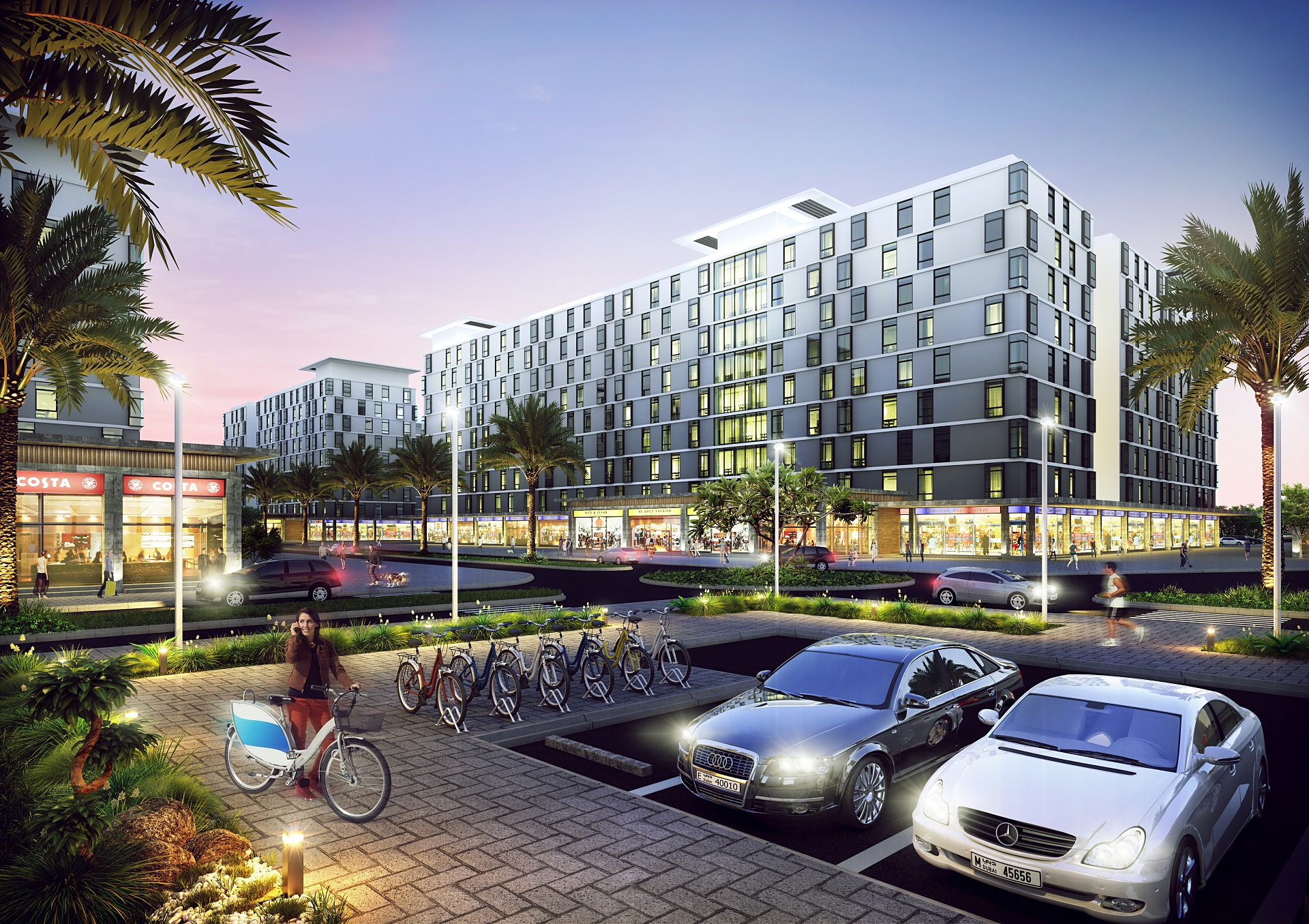 Jumeirah Group Staff Accomodation Option 2 Evening