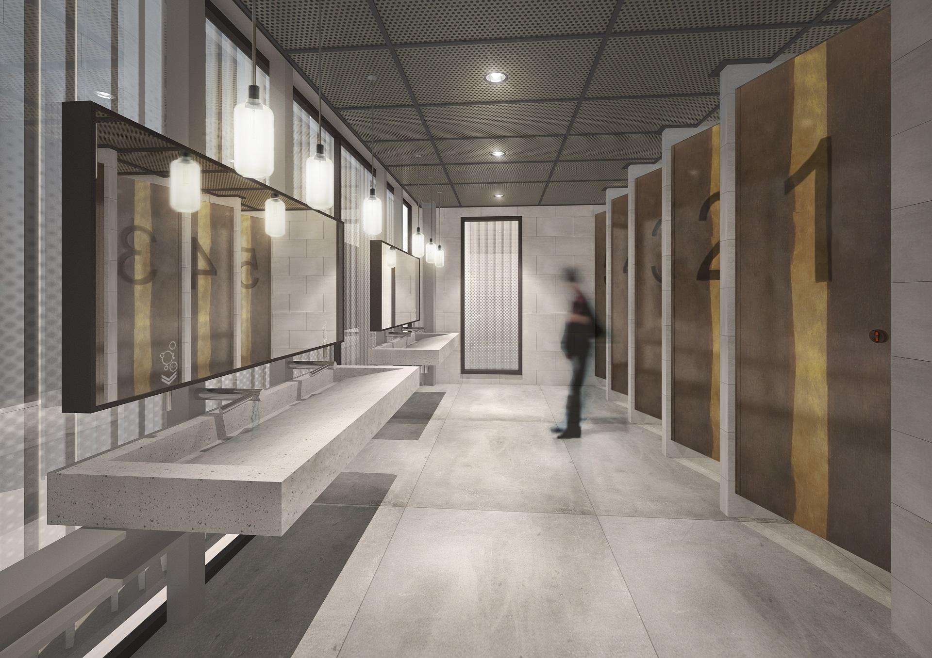 Meraas - Cabana Public Toilet