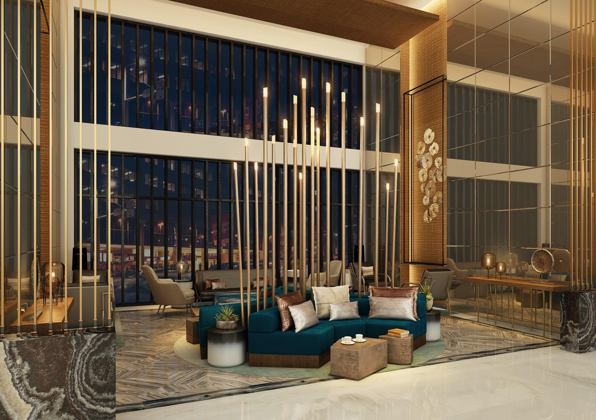 Mankhool Apartment - Lobby Waiting Lounge