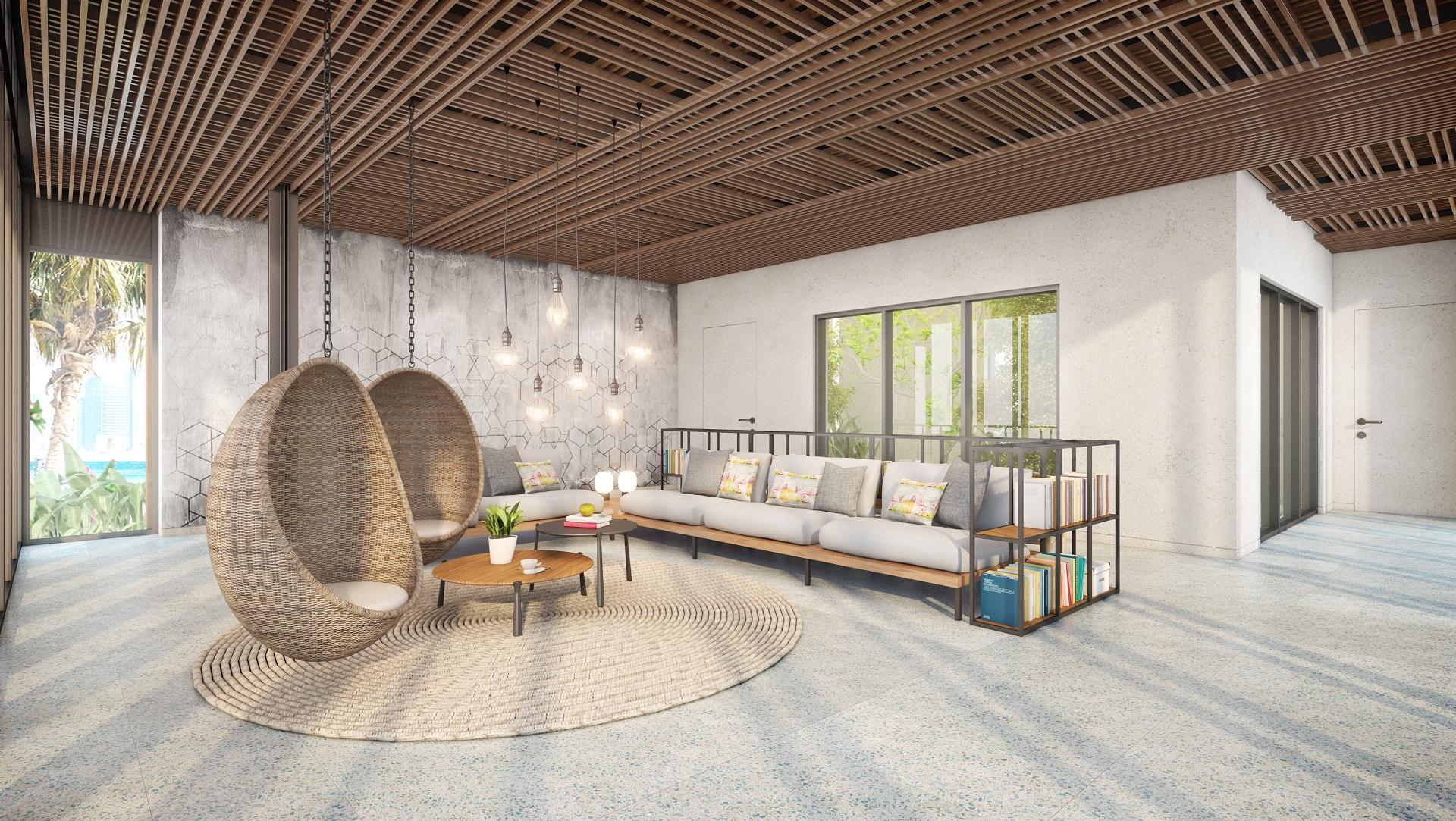 Meraas - Cabana Public Lounge